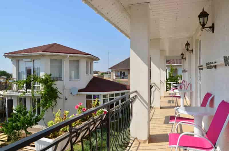 Гостиница «Ирина» в Евпатории Частный мини-отель