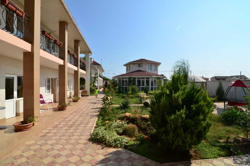 Гостиницы Заозерное Крым